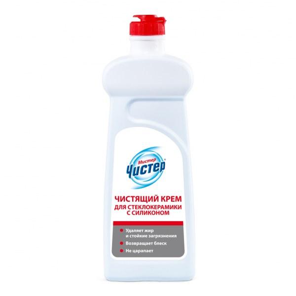 Чистящий крем для стеклокерамики