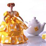 Красивые грелки на чайник