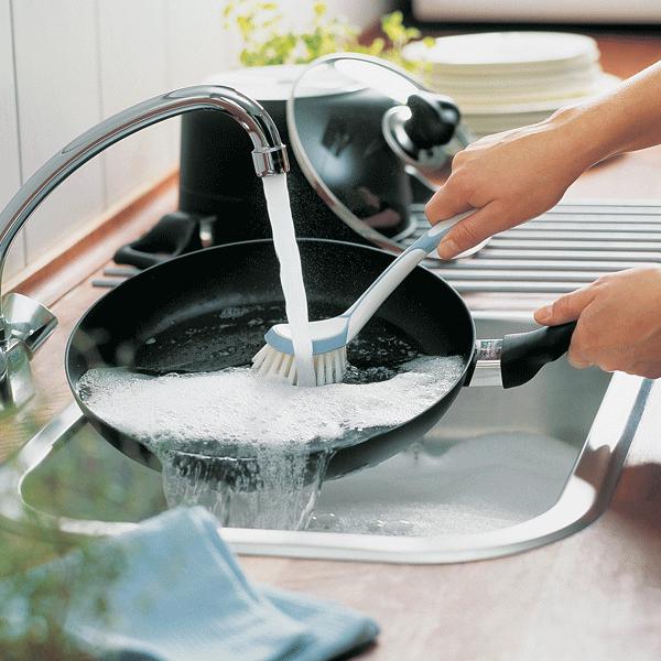 Очистка мраморной посуды