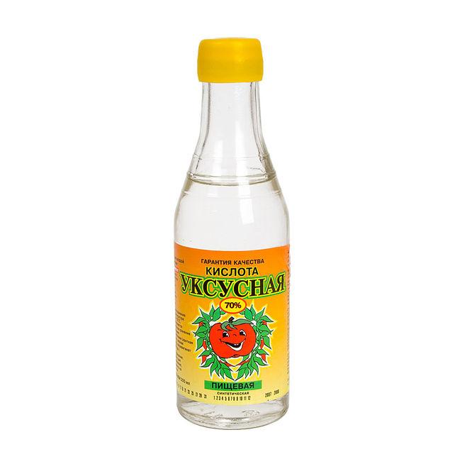 Уксусная кислота для очистки