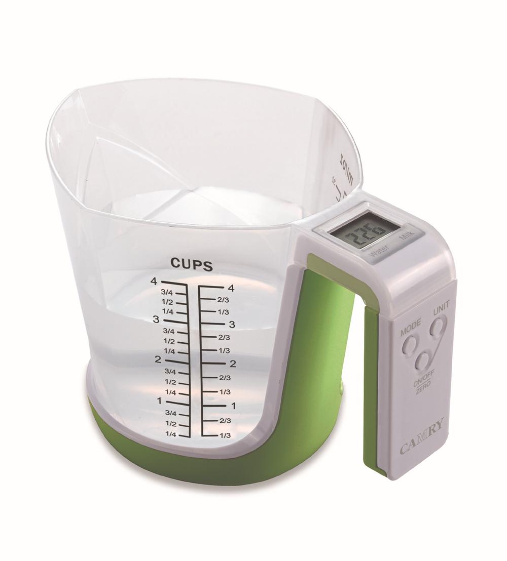 Весы с измерением объема