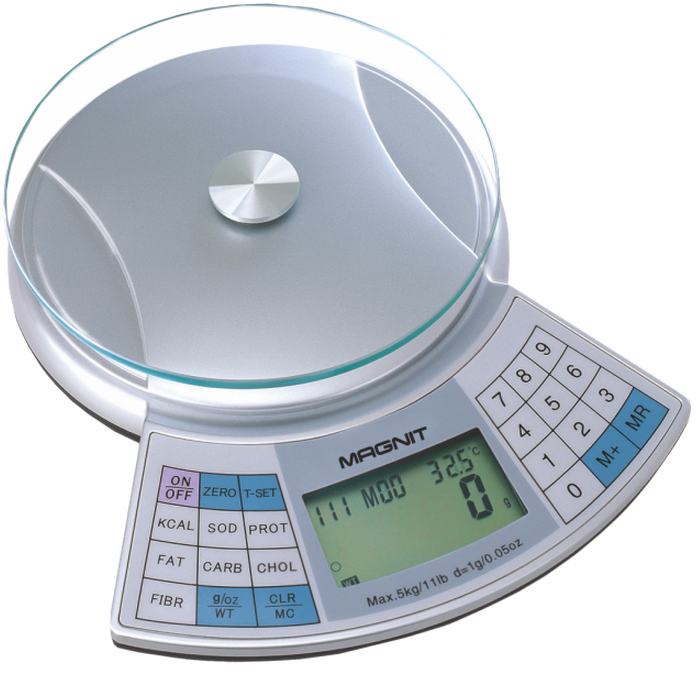 Весы со счетчиком калорий