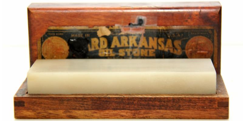 Арканзасский брусок для ножей