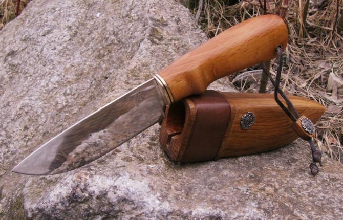 Деревянная рукоятка
