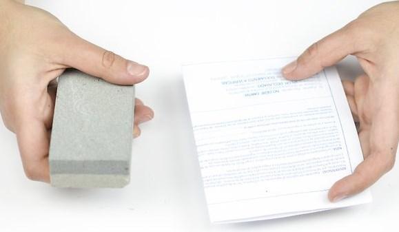 Инструкция к точильному камню