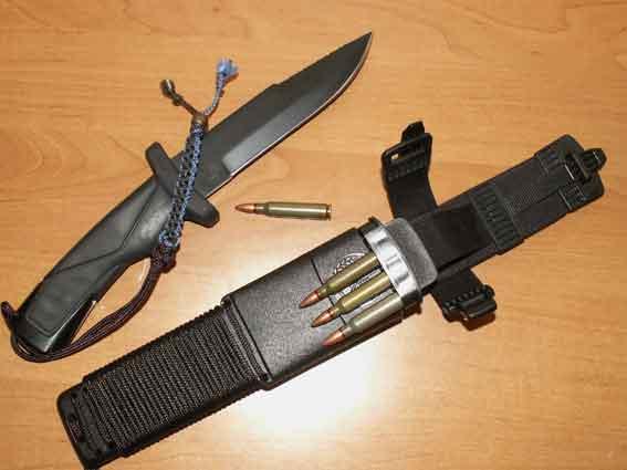 Нож НВ-1-01