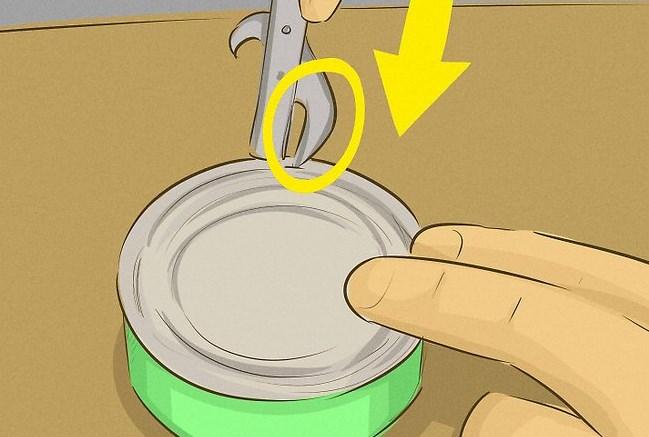 Правила использования консервного ножа