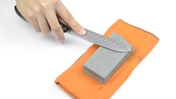 Правила заточки ножа своими руками
