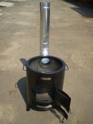 Железное устройство для нагрева посуды