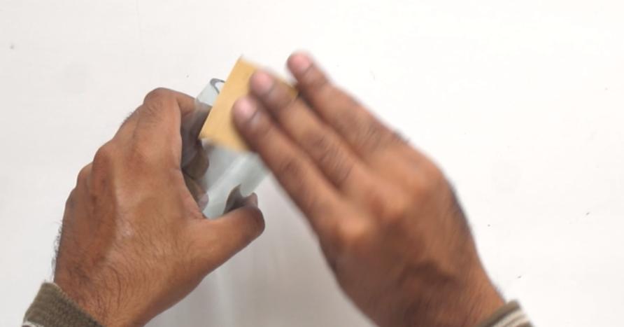 Как ровно отрезать горлышко бутылки или бутыля
