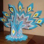 Использование ваз оригами