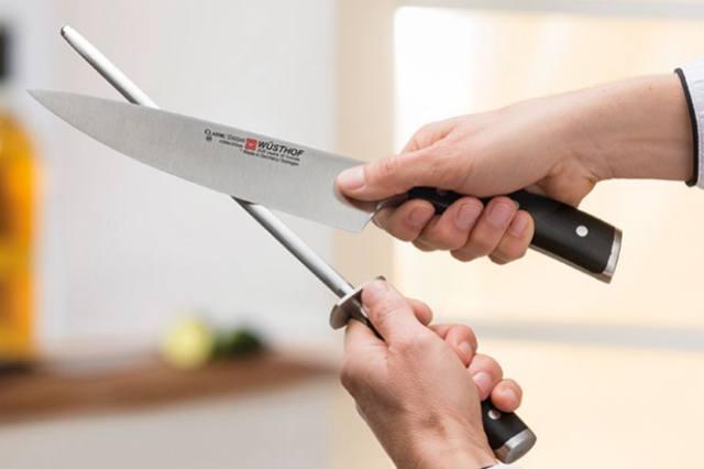 Как и чем наточить ваш нож