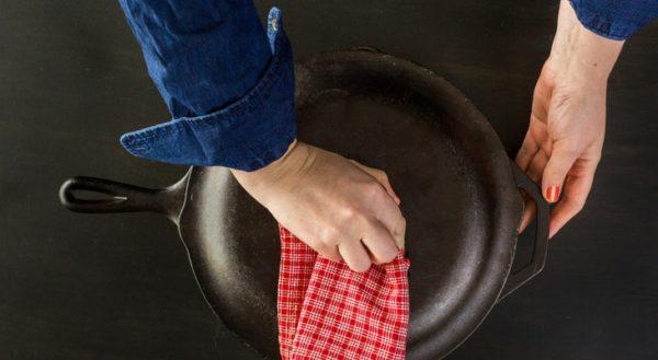 Как следить за посудой