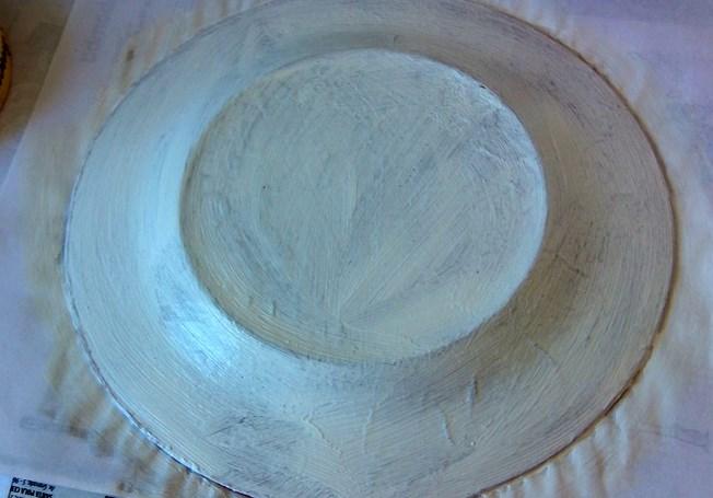 Поверхность посуды