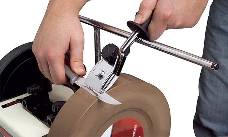Приспособления для заточки ножей своими руками