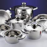 Современный набор посуды