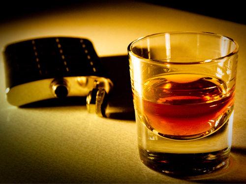 Что подать к виски