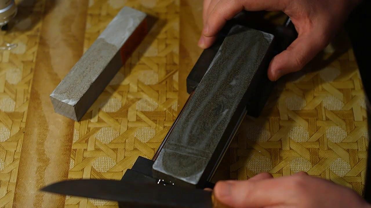 Доводка ножей