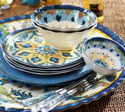 Как пользовать меламиновой посудой