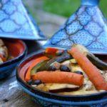 Марроканская духовая посуда