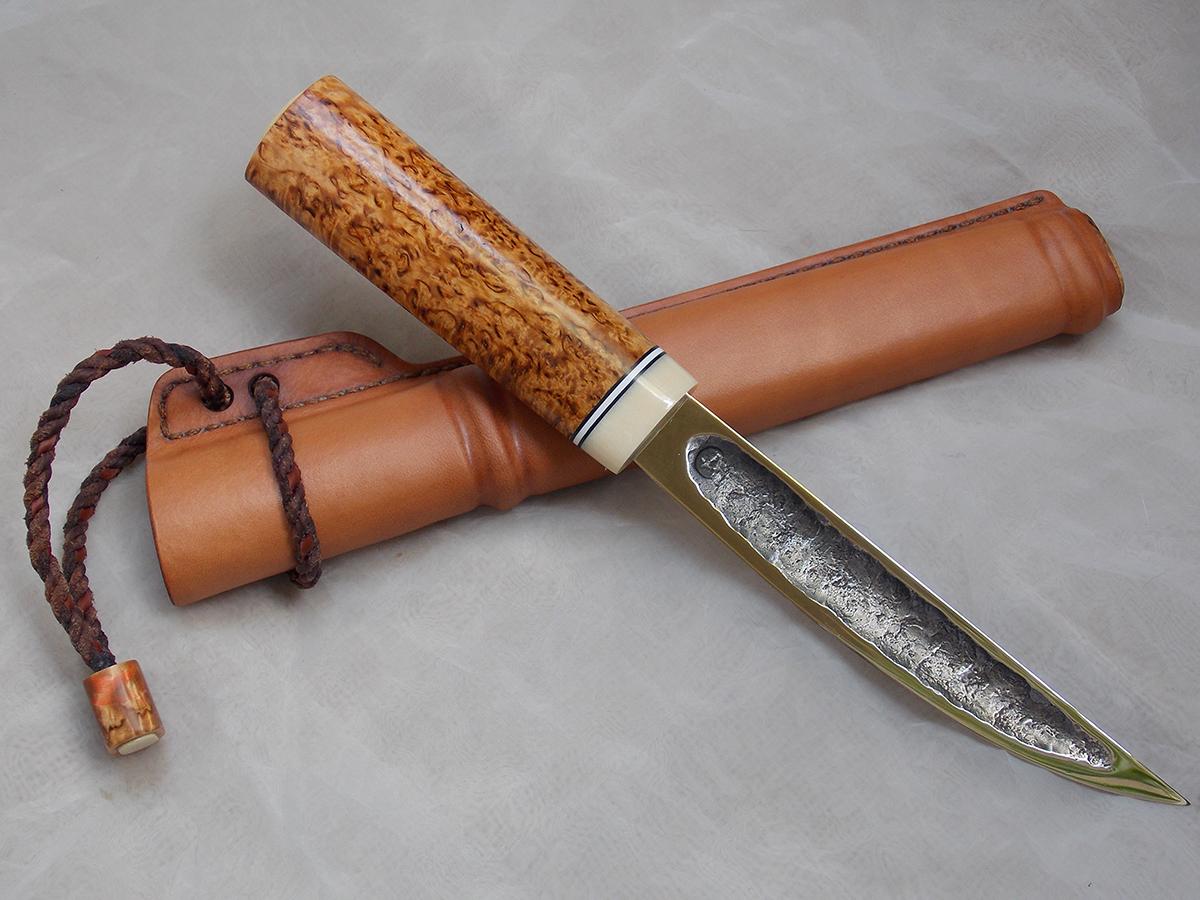 Ножны - кожа