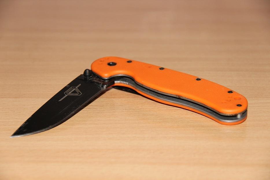 Обзор ножа Ontario RAT 1