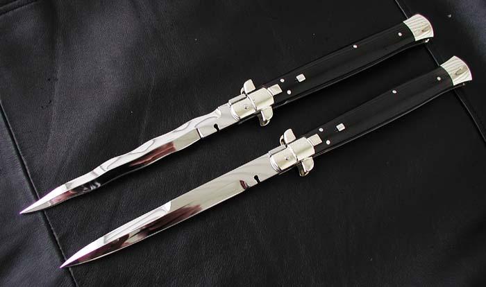 Основные отличия ножей с клинком стилет