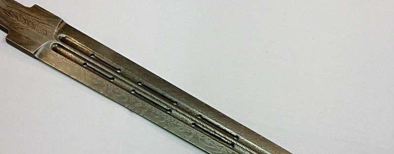 Особенности ложбинки на клинке ножа