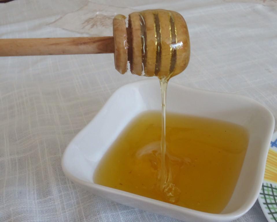 Правильно едим мед