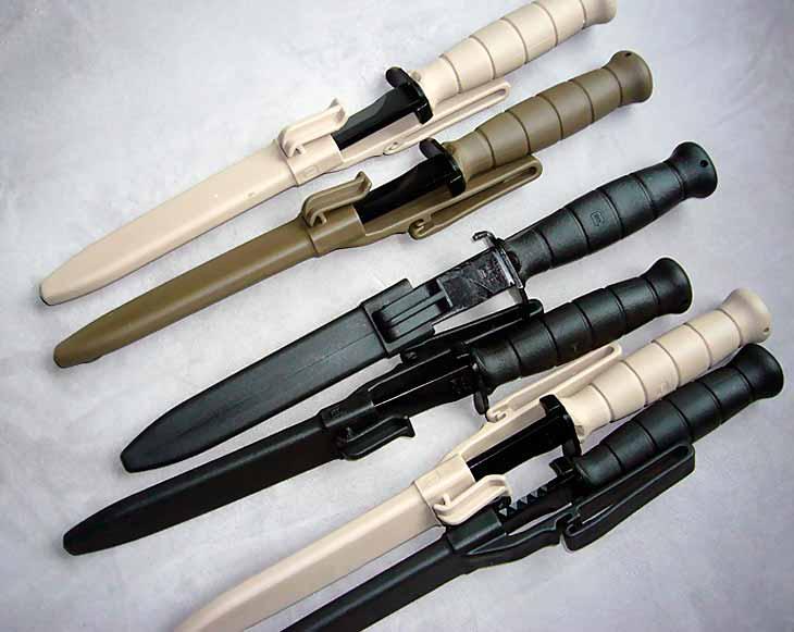 Современные ножи Glock