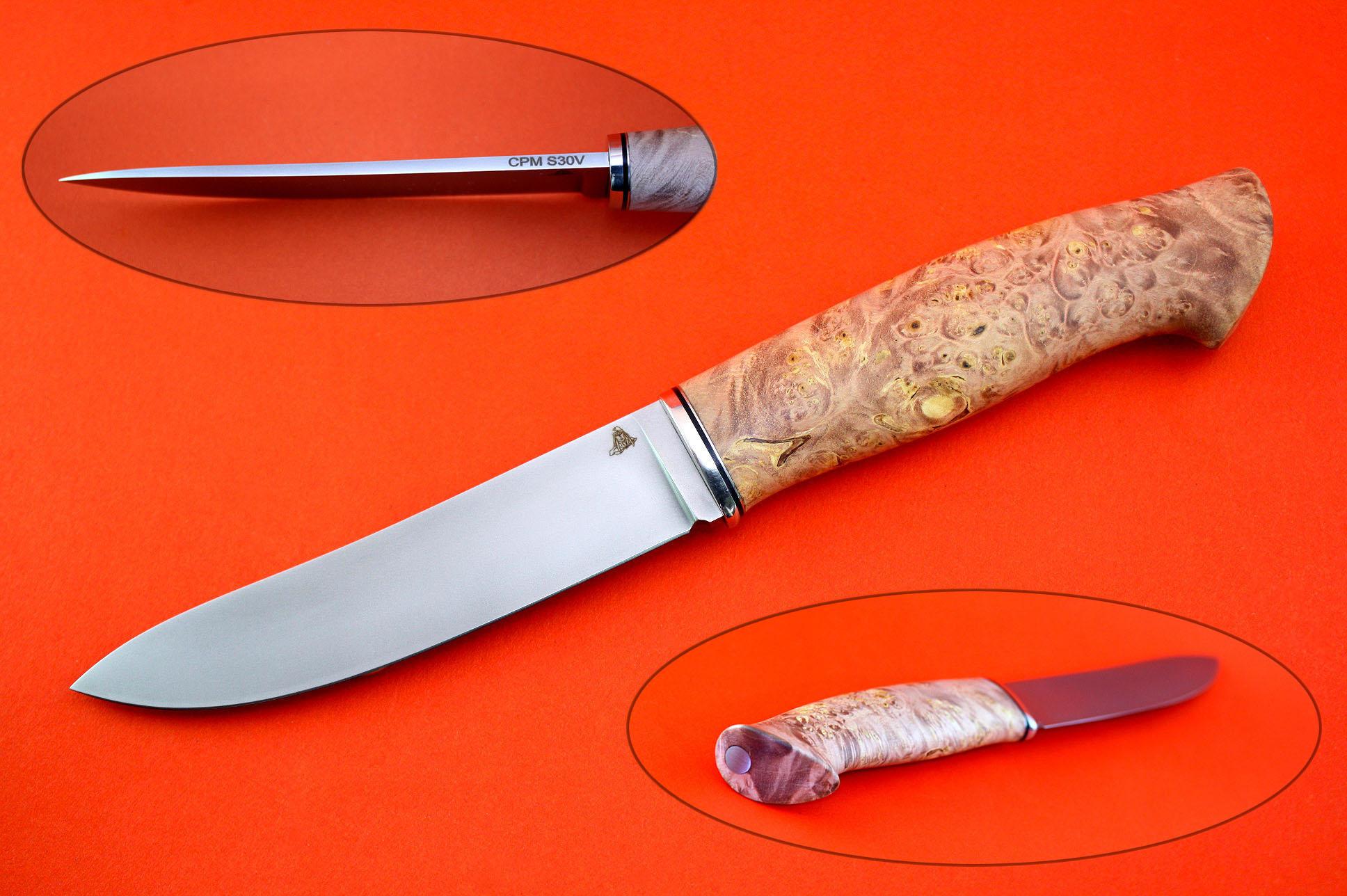 Лучшая сталь для ножа на сегодняшний день