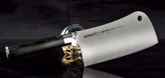 Типы кухонных ножей