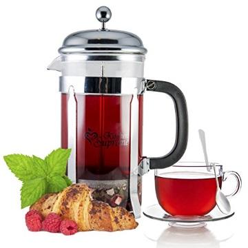 Удобство заварки чая