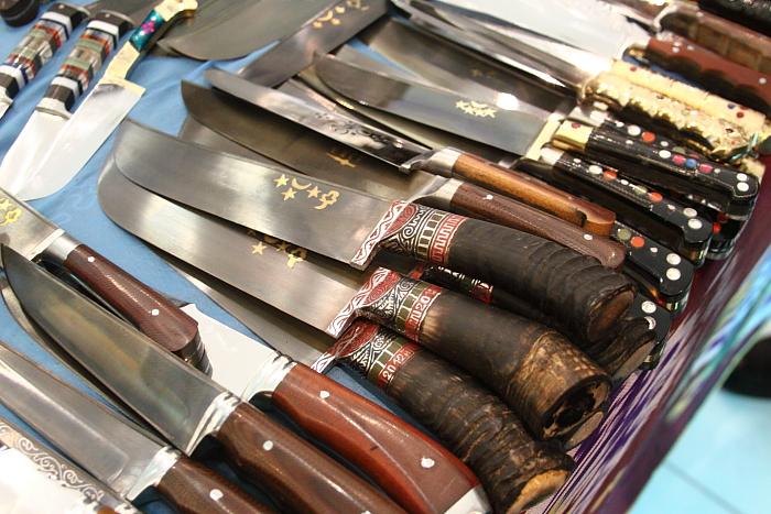 Узбекские ножи