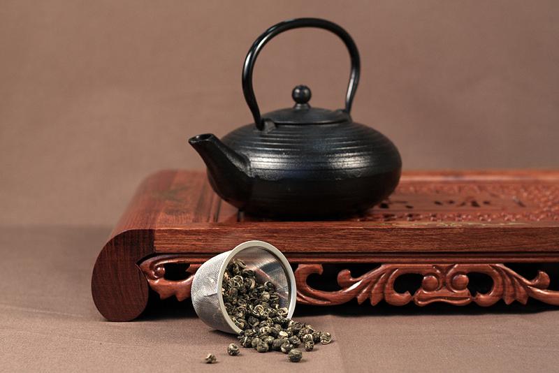 Японские черные чайники