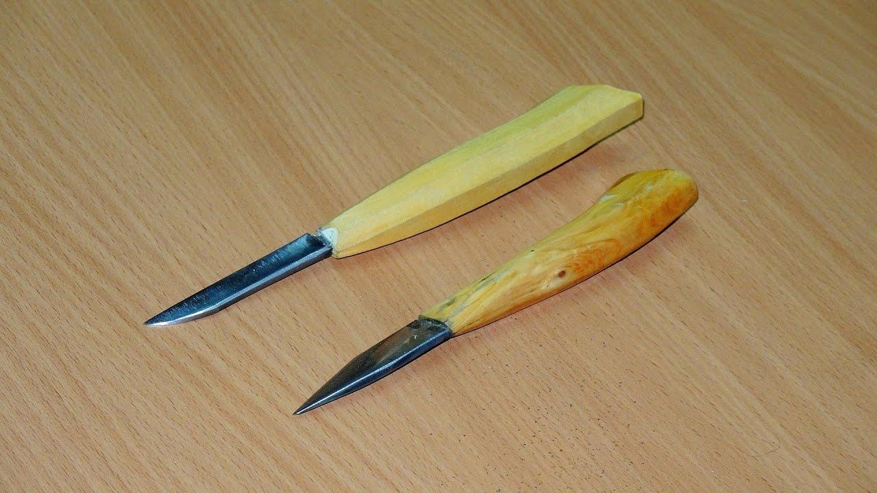 Богородский нож для резьбы