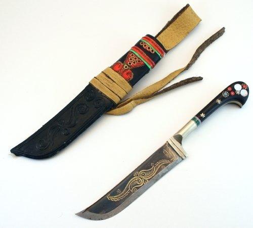 Национальный вид ножа