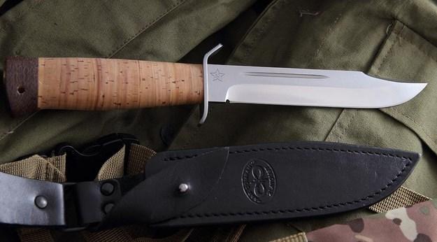 Нож Разведбат Береста