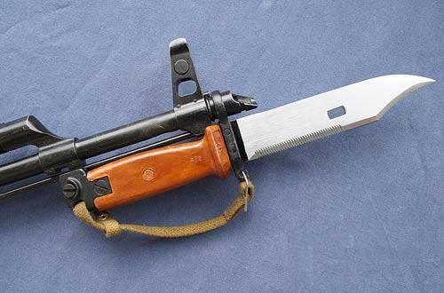 Штык-нож 6Х4