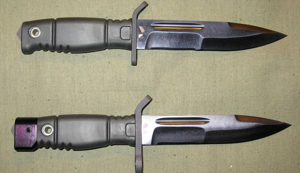 Ножи Ратник и Шмель