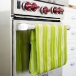 Хранение кухонного полотенца