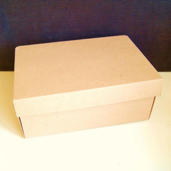 Обувная коробка