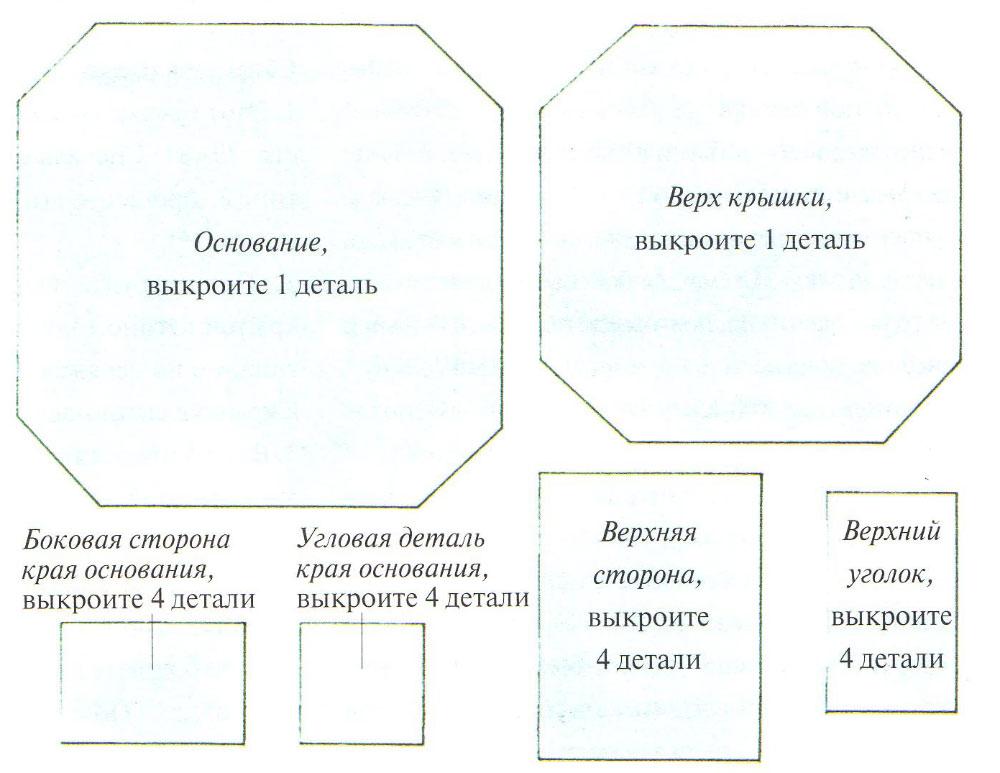 Схемы для поделок из открыток, лет свадьбы открытка