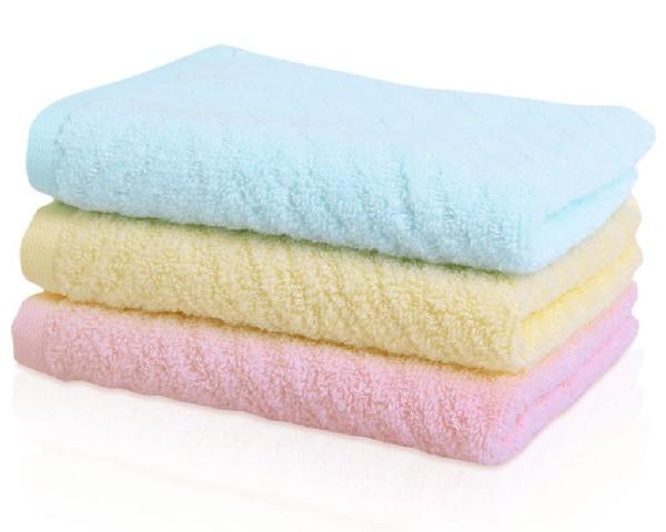 Классический способ складывания полотенец