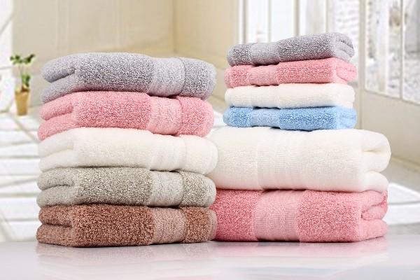 Классический способ складывать полотенца